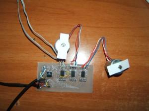 3in1 Motor stepper controller