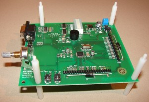 AVR ATmega88 development board