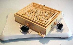 Arduino+Wii fit