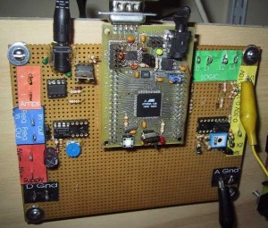 Avr bench instrument