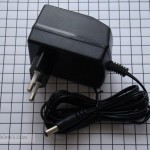 Dc power adapter for the spectrum analyzer