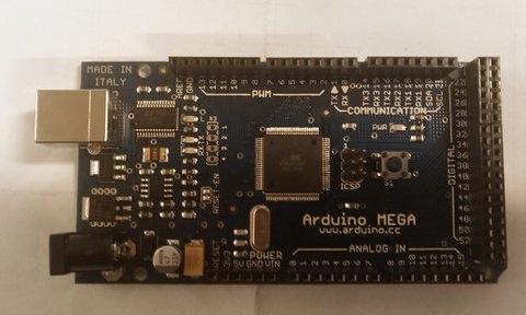 Arduino Mega glance