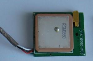 RoyalTek rgm-3550lp-gps-module
