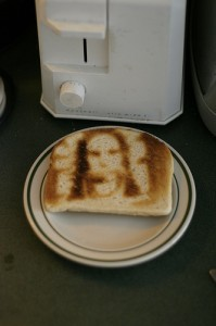 Diy Holy Toaster