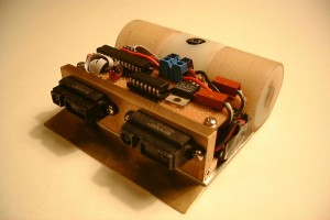 Mini-sumo Robot