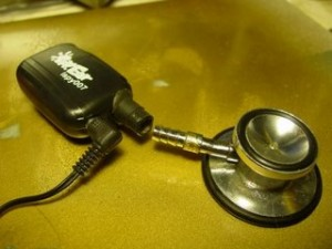 DIY Electronic Stethoscope