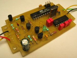 AVR J1850 VPW Interface