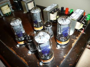 Hi-Fi Tube Amplifier