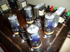 Hi-Fi Tube Amplifier