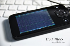 DSO nano - portable digital oscilloscope